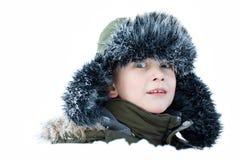 το αγόρι εξέπληξε τις νεολαίες Στοκ Εικόνα