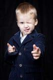 Το αγόρι Στοκ εικόνα με δικαίωμα ελεύθερης χρήσης