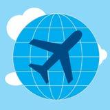 Το αεροπλάνο Στοκ Φωτογραφίες