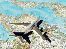 Το αεροπλάνο Στοκ φωτογραφίες με δικαίωμα ελεύθερης χρήσης