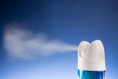 το αερόλυμα μπορεί διαστατικός να διαμορφώσει τρία Στοκ φωτογραφία με δικαίωμα ελεύθερης χρήσης