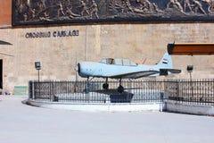 Το αιγυπτιακό στρατιωτικό μουσείο Στοκ Εικόνα