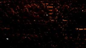 Το ακροατήριο ακούει τον ομιλητή στη διάσκεψη απόθεμα βίντεο