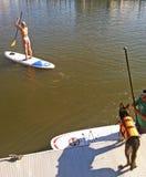 Το ακρωτήριο μπορεί θερινή διασκέδαση Στοκ φωτογραφία με δικαίωμα ελεύθερης χρήσης