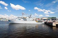 το αμυντικό διεθνές θαλά&sigm Στοκ Φωτογραφίες