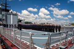 το αμυντικό διεθνές θαλά&sigm Στοκ φωτογραφίες με δικαίωμα ελεύθερης χρήσης