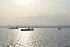 Το ανατολικό ειδικής χρήσης άλφα Anchorage της Σιγκαπούρης στοκ εικόνα