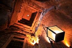 Το ανώτατο όριο στο αρχαίο φρούριο Στοκ φωτογραφία με δικαίωμα ελεύθερης χρήσης