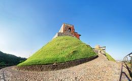 Το ανώτερο Castle σε Vilnius στη Λιθουανία Στοκ εικόνα με δικαίωμα ελεύθερης χρήσης