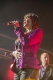 Το αρσενικό ελάφι της Beth, ΗΠΑ, το φεστιβάλ μπλε Στοκ εικόνα με δικαίωμα ελεύθερης χρήσης
