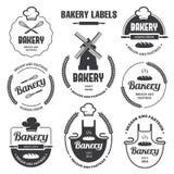 Το αρτοποιείο ονομάζει 1 Στοκ φωτογραφία με δικαίωμα ελεύθερης χρήσης