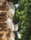 Το αρχαίο άγαλμα Θεών Στοκ εικόνα με δικαίωμα ελεύθερης χρήσης