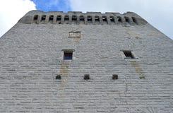 Το αρχαίο αβαείο Montmajour Στοκ Εικόνα