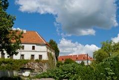 Το αρχαίο αστικό τοπίο Στοκ Φωτογραφίες