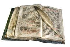 Το αρχαίο βιβλίο Στοκ φωτογραφία με δικαίωμα ελεύθερης χρήσης