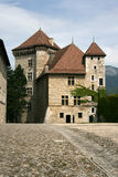 Castle, Annecy, κραμπολάχανο, Γαλλία Στοκ Εικόνες