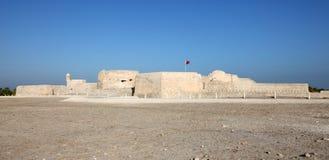 Το αρχαίο οχυρό του Μπαχρέιν Στοκ φωτογραφία με δικαίωμα ελεύθερης χρήσης