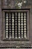 Το αρχαίο παράθυρο σε Angkor wat Στοκ φωτογραφία με δικαίωμα ελεύθερης χρήσης