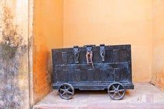 Το αρχαίο στήθος, το παλάτι-φρούριο στην Ινδία Στοκ φωτογραφίες με δικαίωμα ελεύθερης χρήσης