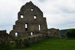 Το αρχαίο Castle κακού Urach Στοκ Εικόνες