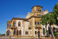 Το ασβέστιο D'Zan μια ηλιόλουστη ημέρα Φωτογραφία που λαμβάνεται σε Sarasota Φλώριδα Στοκ Εικόνα