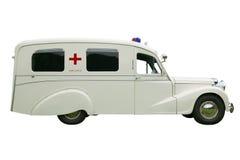 το ασθενοφόρο διαμόρφωσ&e Στοκ Φωτογραφίες