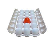 το αυγό 2 στέκεται έξω Στοκ φωτογραφίες με δικαίωμα ελεύθερης χρήσης