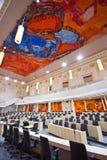 Το αυστριακό Κοινοβούλιο στο παλάτι Hofburg Στοκ Φωτογραφία