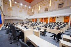 Το αυστριακό Κοινοβούλιο στο παλάτι Hofburg Στοκ φωτογραφίες με δικαίωμα ελεύθερης χρήσης