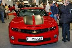 Το αυτοκίνητο παρουσιάζει Στοκ Εικόνα
