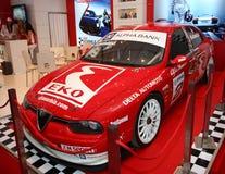 Το αυτοκίνητο παρουσιάζει Στοκ Εικόνες