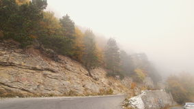 Το αυτοκίνητο στα βουνά φιλμ μικρού μήκους