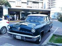 Το αυτοκίνητο υδραργύρου όρου μεντών έχτισε το 1953 μέσα τις ΗΠΑ Στοκ Εικόνες