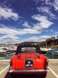 Το αυτοκίνητο Στοκ εικόνα με δικαίωμα ελεύθερης χρήσης