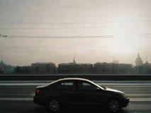 Το αυτοκίνητο Στοκ Εικόνες