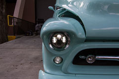 Το αυτοκίνητο Goodguys παρουσιάζει ασβέστιο το 2014 Pleasanton Στοκ Εικόνες
