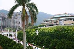 Το αυτοκρατορικό μουσείο παλατιών, Ταϊπέι, Κίνα Στοκ φωτογραφία με δικαίωμα ελεύθερης χρήσης