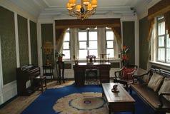 Το αυτοκρατορικό παλάτι Manchukuo Στοκ Εικόνες