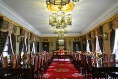 Το αυτοκρατορικό παλάτι Manchukuo Στοκ εικόνες με δικαίωμα ελεύθερης χρήσης