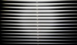 Το αφηρημένο μέταλλο τυφλώνει την επιφάνεια Στοκ Εικόνες