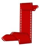 το αφηρημένο πλαίσιο ταινιών απομόνωσε το λευκό φωτογραφικών διαφανειών Στοκ φωτογραφίες με δικαίωμα ελεύθερης χρήσης