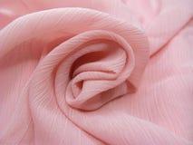 το αφηρημένο ροζ ανασκόπησης αυξήθηκε σύσταση μεταξιού Στοκ φωτογραφίες με δικαίωμα ελεύθερης χρήσης