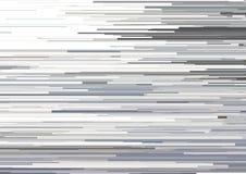 Το αφηρημένο υπόβαθρο με τα οριζόντια λωρίδες, γραμμές ρευμάτων Έννοια της αισθητικής του λάθους σημάτων Στοκ Εικόνα
