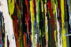 Το αφηρημένο χρώμα χρωματίζει το υπόβαθρο Στοκ Εικόνα