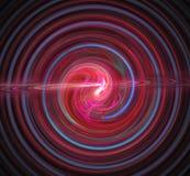 το αφηρημένο fractal χρώματος κεντρικών πηνίων αρχικό ουράνιο τόξο εικόνας αποχρώσεων ισχυρό κτυπά ταπετσαρία Δημιουργικό ψηφιακό Στοκ φωτογραφίες με δικαίωμα ελεύθερης χρήσης