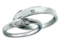 Το δαχτυλίδι διαμαντιών στοκ εικόνα