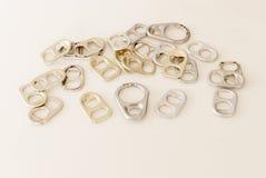 Το δαχτυλίδι μπορεί Στοκ Εικόνα