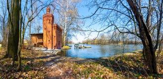 Το βασιλικό παλάτι Wilanow στη Βαρσοβία, Πολωνία Στοκ εικόνα με δικαίωμα ελεύθερης χρήσης