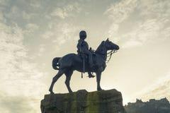 Το βασιλικό σκωτσέζικο μνημείο Greys στοκ εικόνα με δικαίωμα ελεύθερης χρήσης