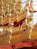 Το βασιλικό άρμα Στοκ Φωτογραφία